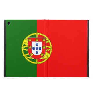 National Flag of Portugal Cover For iPad Air