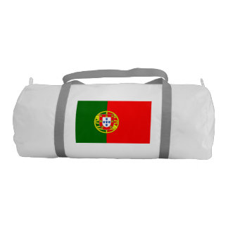 National Flag of Portugal Gym Bag