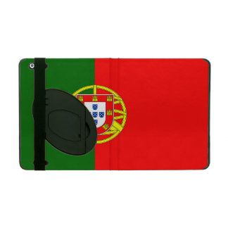 National Flag of Portugal iPad Case