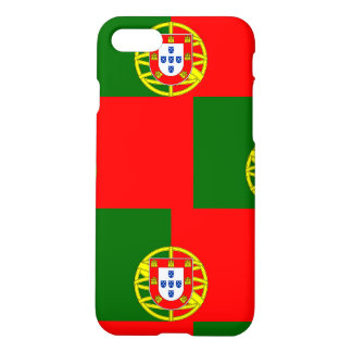 National Flag of Portugal iPhone 8/7 Case