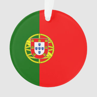 National Flag of Portugal Ornament