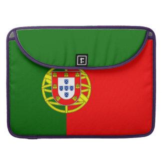 National Flag of Portugal Sleeve For MacBooks