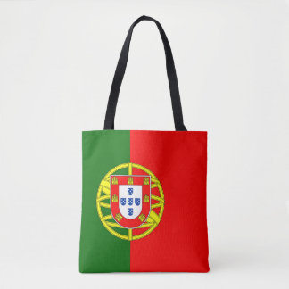 National Flag of Portugal Tote Bag