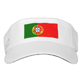 National Flag of Portugal Visor