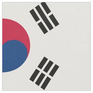 National flag of South Korea Fabric
