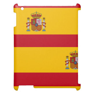 National Flag of Spain Case For The iPad