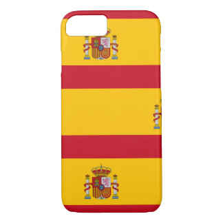 National Flag of Spain iPhone 8/7 Case
