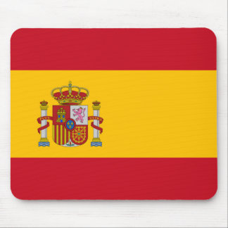 National Flag of Spain Mouse Pad