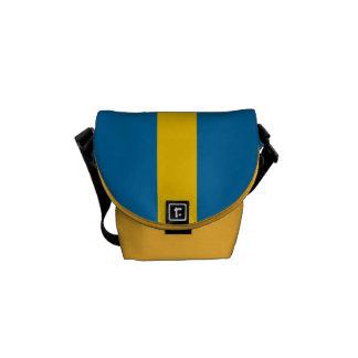 National Flag of Sweden Commuter Bag