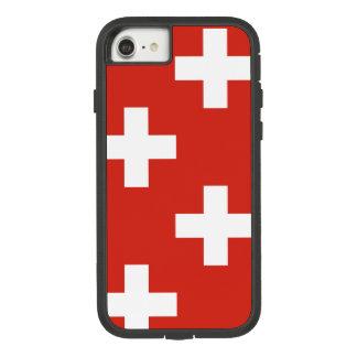 National Flag of Switzerland Case-Mate Tough Extreme iPhone 8/7 Case