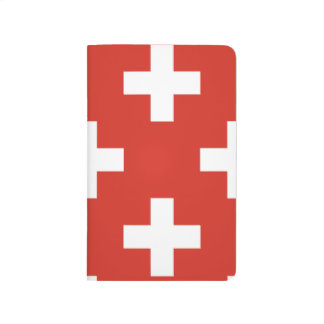 National Flag of Switzerland Journal