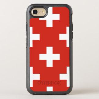 National Flag of Switzerland OtterBox Symmetry iPhone 8/7 Case