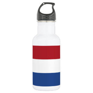National Flag of the Netherlands, Holland, Dutch 532 Ml Water Bottle
