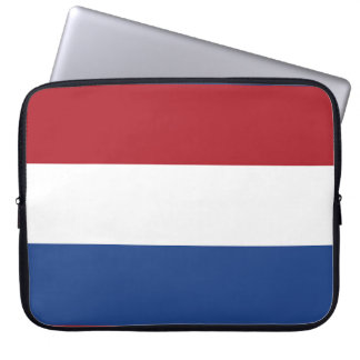 National Flag of the Netherlands, Holland, Dutch Laptop Sleeve