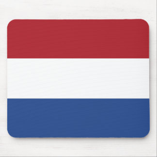 National Flag of the Netherlands, Holland, Dutch Mouse Pad