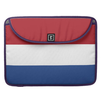 National Flag of the Netherlands, Holland, Dutch Sleeve For MacBook Pro