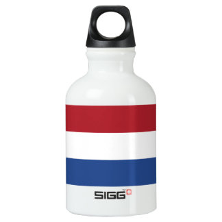 National Flag of the Netherlands, Holland, Dutch Water Bottle