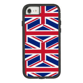 National Flag of the United Kingdom UK, Union Jack Case-Mate Tough Extreme iPhone 8/7 Case