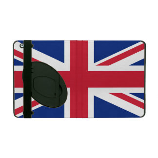 National Flag of the United Kingdom UK, Union Jack iPad Case