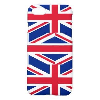 National Flag of the United Kingdom UK, Union Jack iPhone 8/7 Case