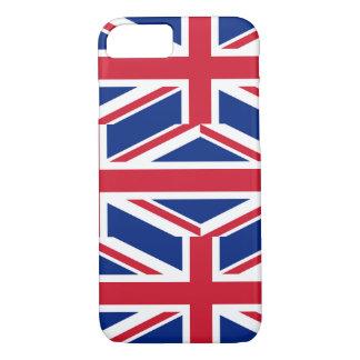 National Flag of the United Kingdom UK, Union Jack iPhone 8/7 Case