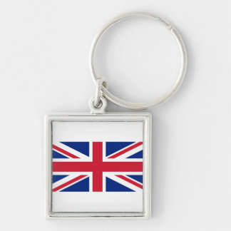 National Flag of the United Kingdom UK, Union Jack Keychain