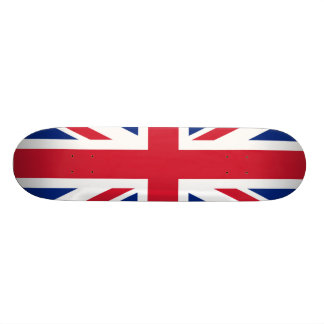 National Flag of the United Kingdom UK, Union Jack Skate Board