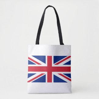National Flag of the United Kingdom UK, Union Jack Tote Bag