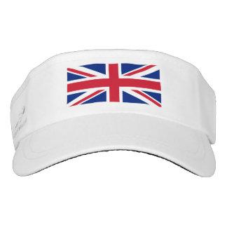 National Flag of the United Kingdom UK, Union Jack Visor