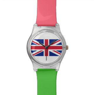 National Flag of the United Kingdom UK, Union Jack Watch