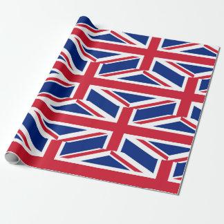 National Flag of the United Kingdom UK, Union Jack Wrapping Paper