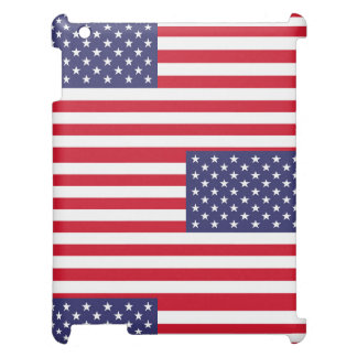 National Flag of the United States of America iPad Covers