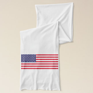 National Flag of the United States of America Scarf