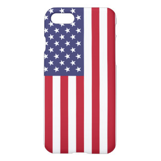 """National Flag of the United States of America USA iPhone 8/7 Case"