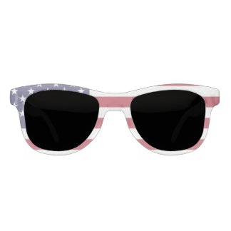"""National Flag of the United States of America USA Sunglasses"