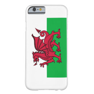 National Flag of Wales Barely There iPhone 6 Case
