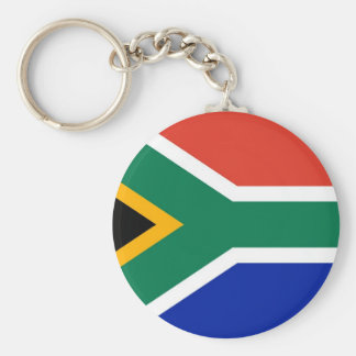 National flag South Africa Keychain
