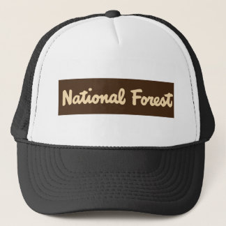 National Forest Trucker Hat