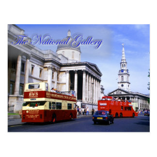 National gallery postcard