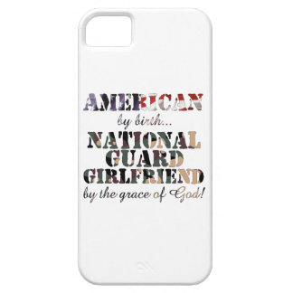 National Guard Girlfriend Grace of God iPhone 5 Covers