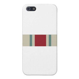 National Guard Reserve Commemorative Ribbon iPhone 5 Cases
