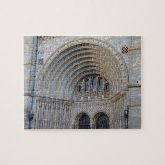 National History Entrance Jigsaw Puzzle