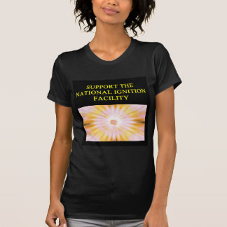 NATIONAL ignition facility fusion research T-Shirt