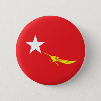 National League for Democracy 2 Inch Round Button