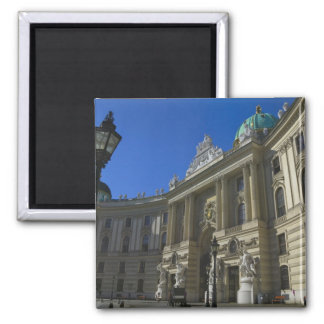 National Library, Hofburg (Imperial Palace) Magnet