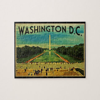 National Mall Washington D.C. Jigsaw Puzzle