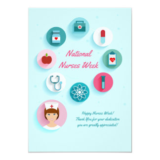 National Nurses Week Card