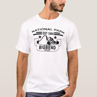 NATIONAL PARK BIG BEND TEXAS.png T-Shirt
