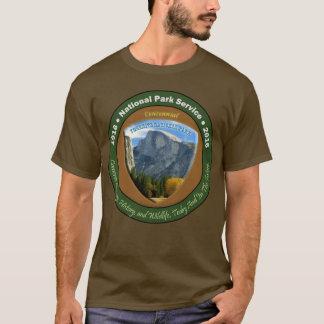 National Park Centennial Shirt Brown Half Dome