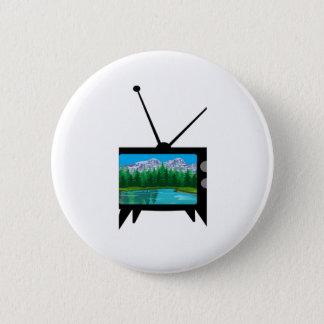 National Park Media 2 Inch Round Button